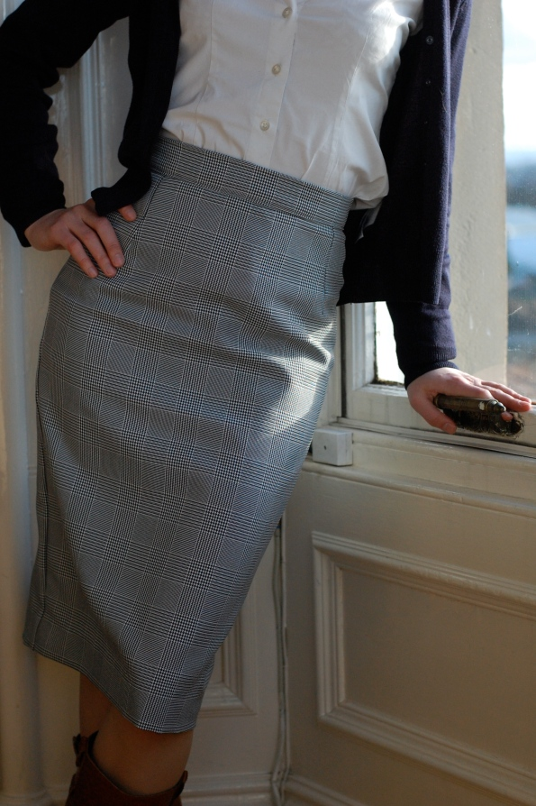 Administrative Pleasure Pencil Skirt